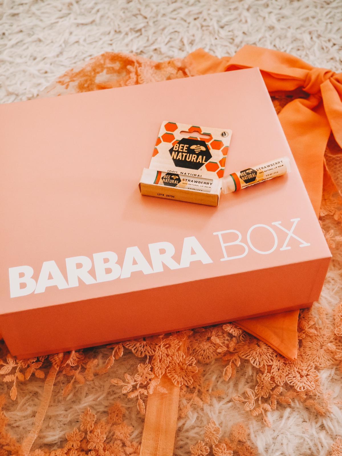 Lippenpflege Barbara Box Ein Hoch auf Mich