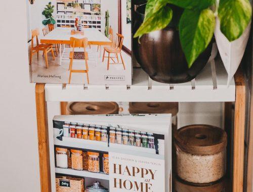 Buchtipps für ein nachhaltiges und organisiertes Zuhause