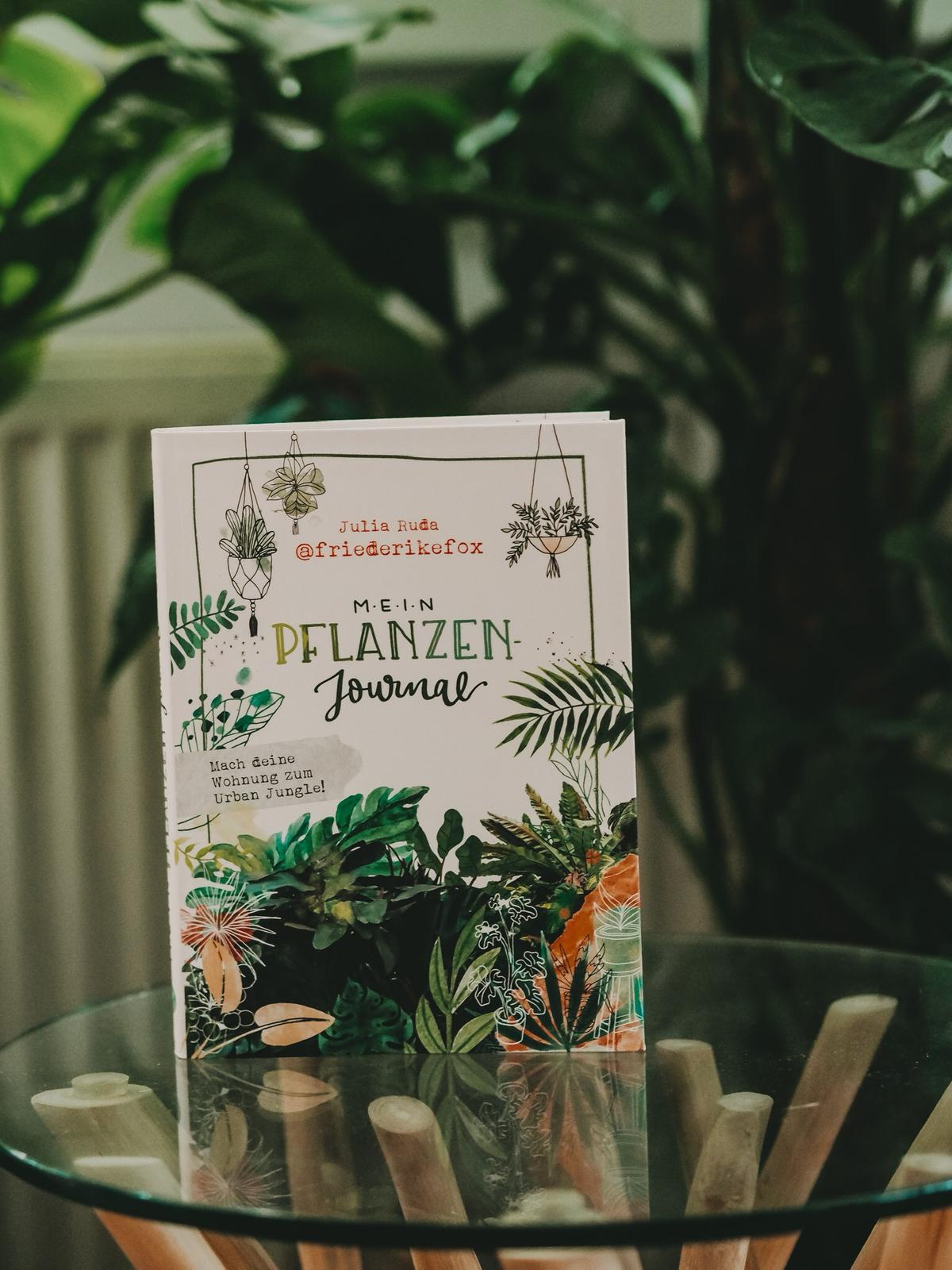 Mein Pflanzenjournal von Julia Ruda