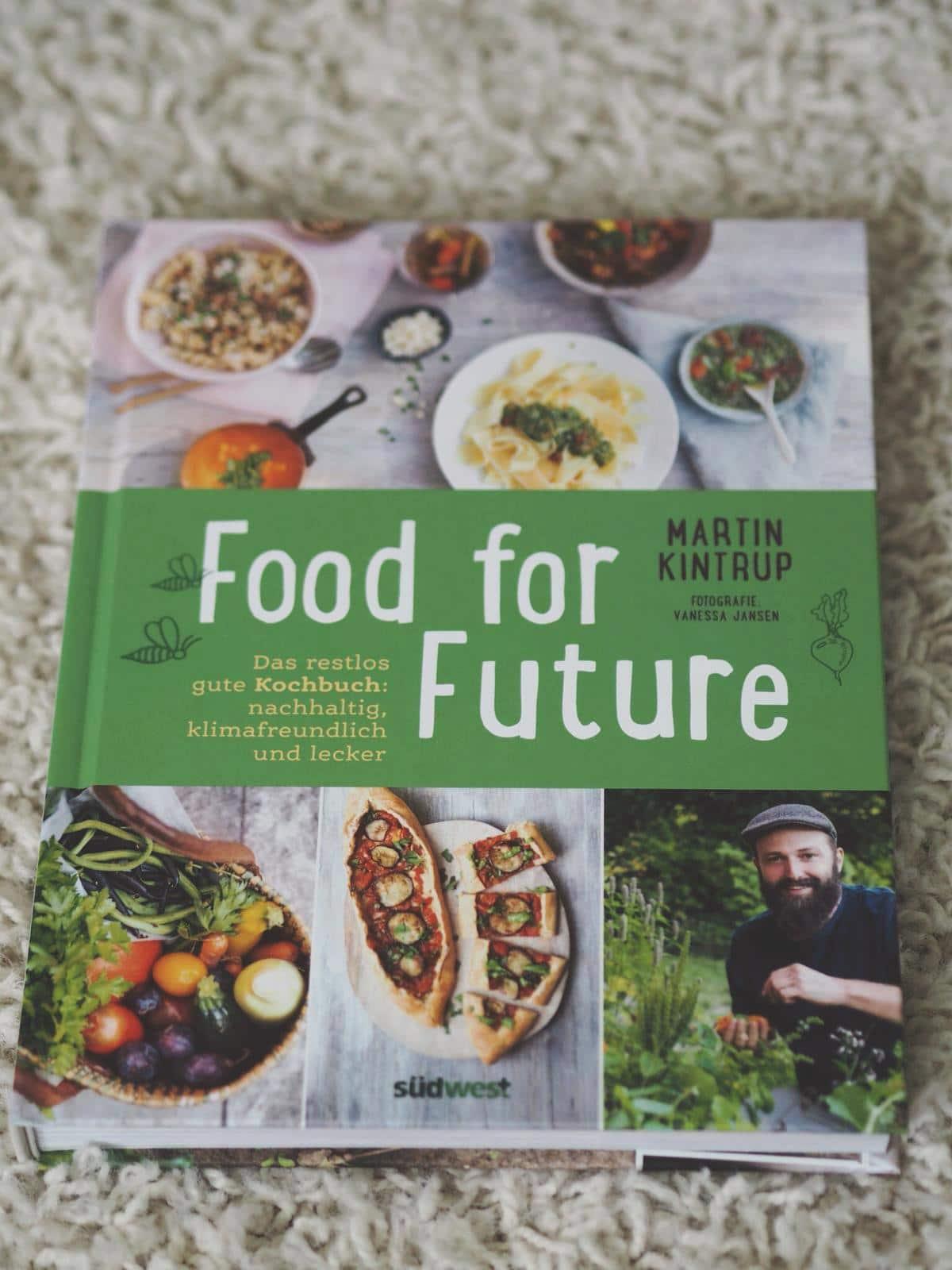 Buchtipps für einen nachhaltigen Lebensstil - Food for Future
