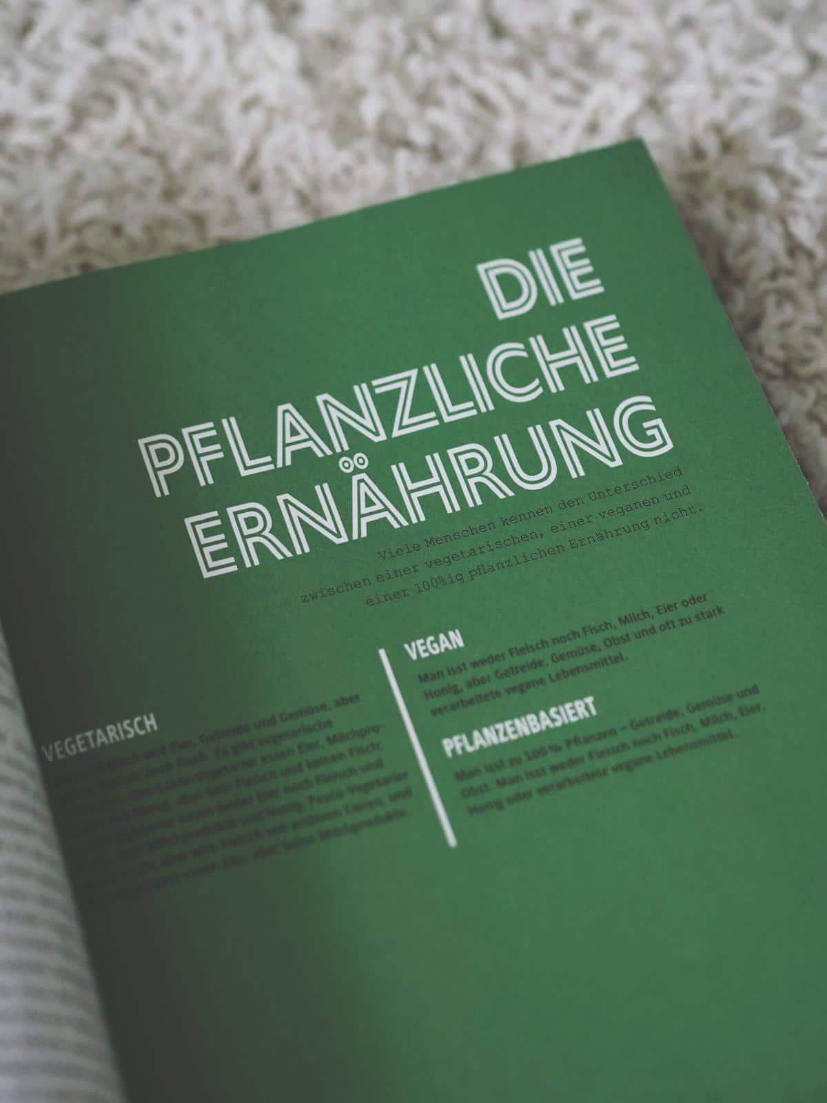 Greenprint ist ein informatives Buch