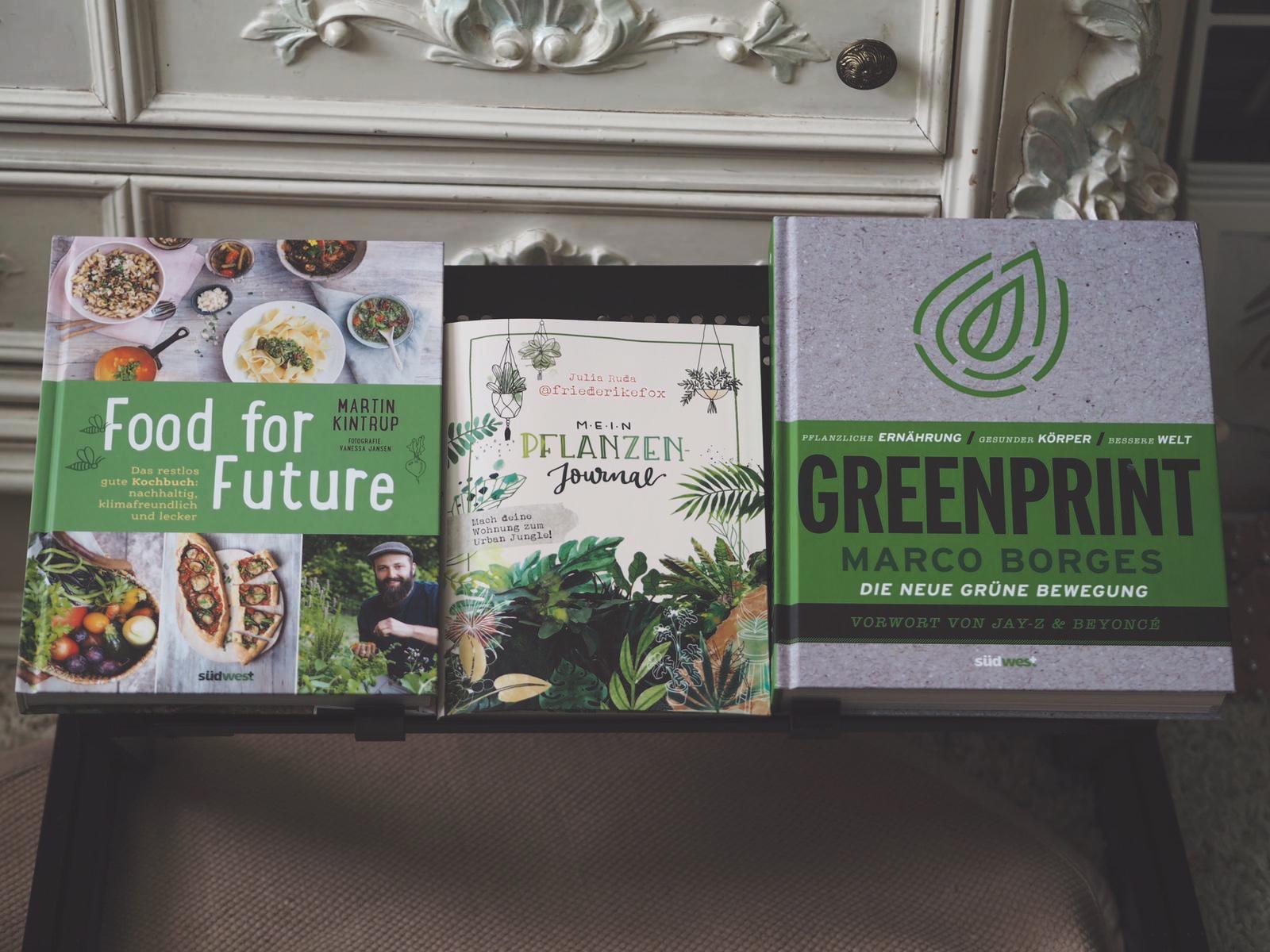 Tolle Buchtipps für einen nachhaltigen Lebensstil