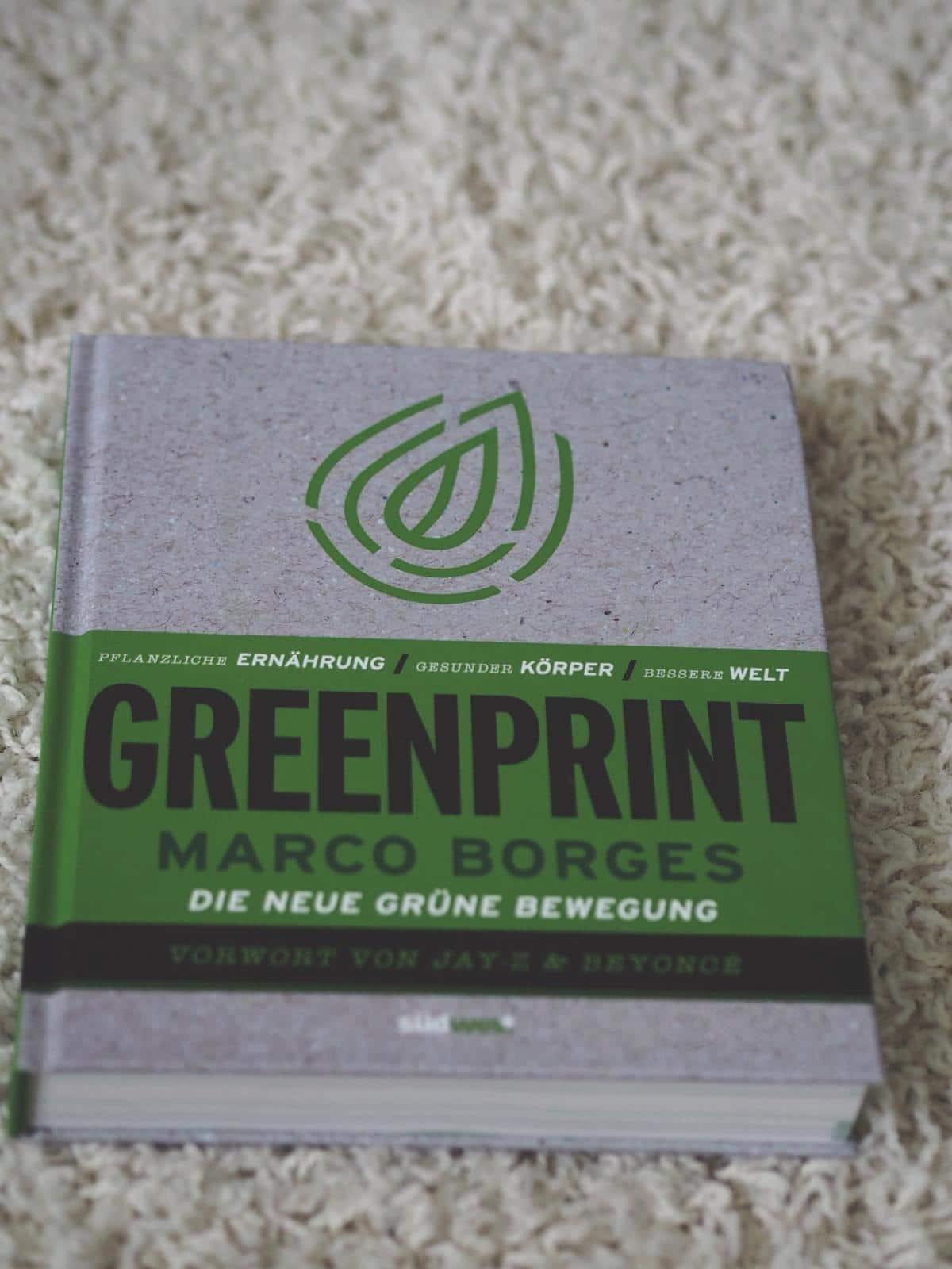 Buchtipps für einen nachhaltigen Lebensstil - Greenprint von Marco Borges