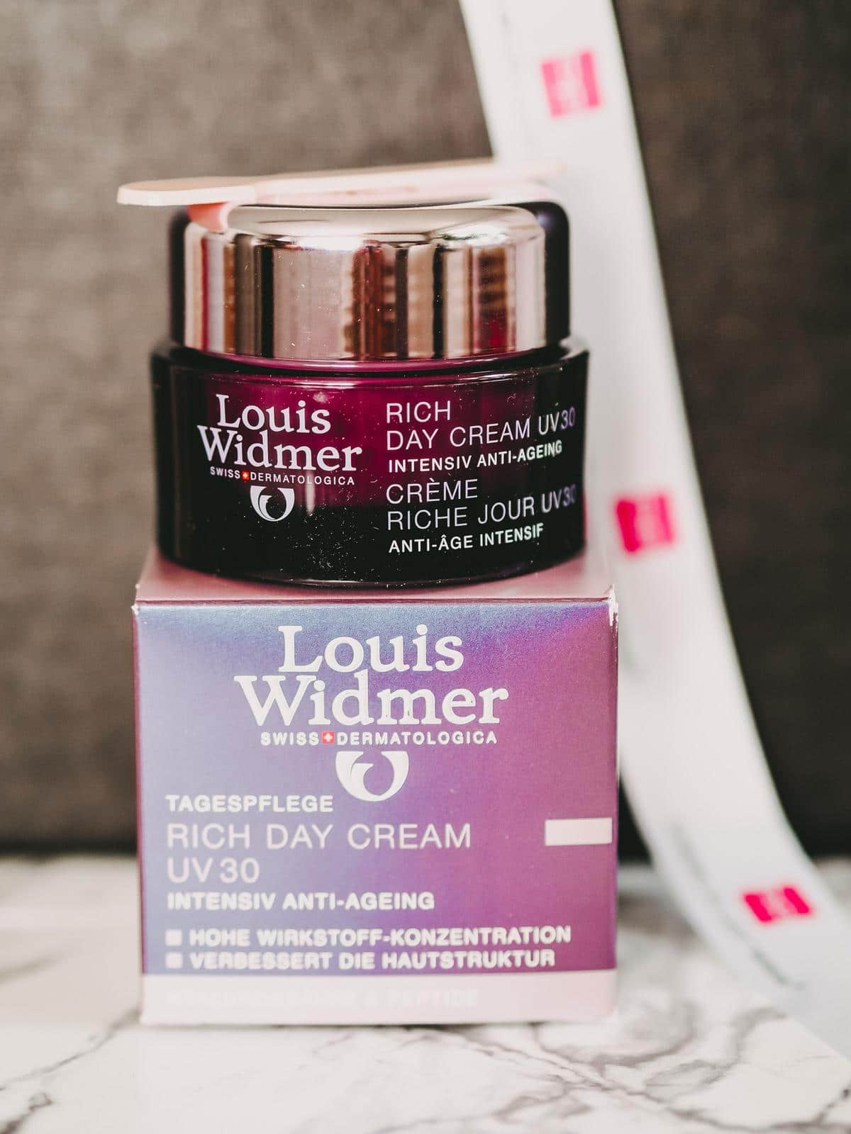 Beautypress News Box Juni 2020 - Louis Widmer Rich Day Cream UV 30