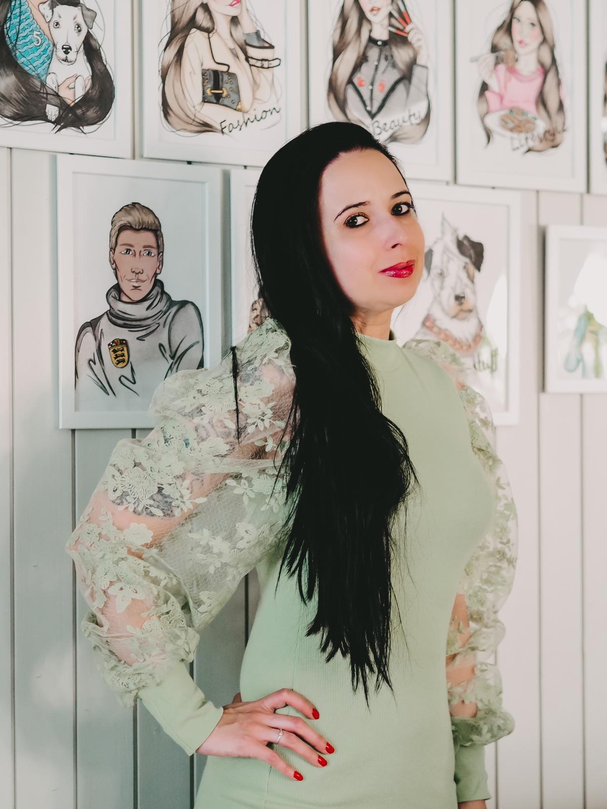 Lieblingsteile von Femmeluxefinery- Bodycon Kleid