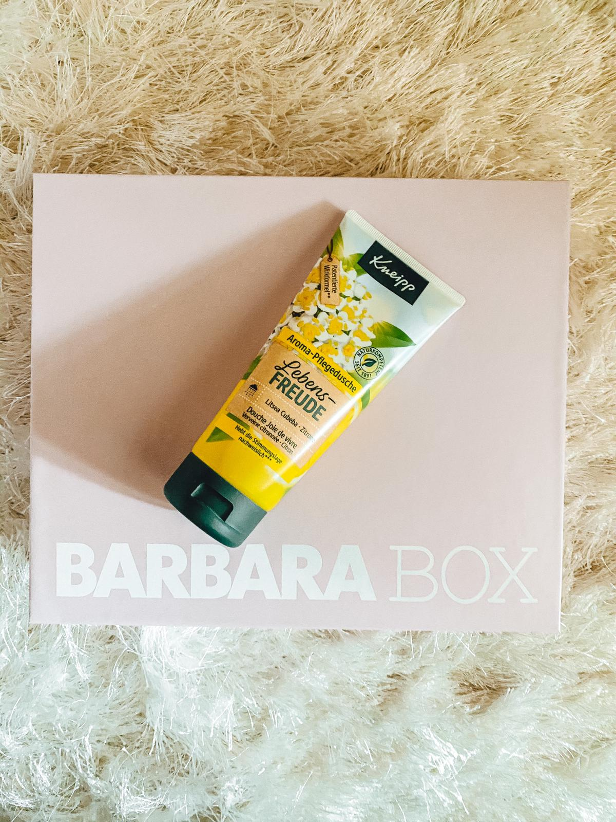Barbara Box Summer Power - Kneipp