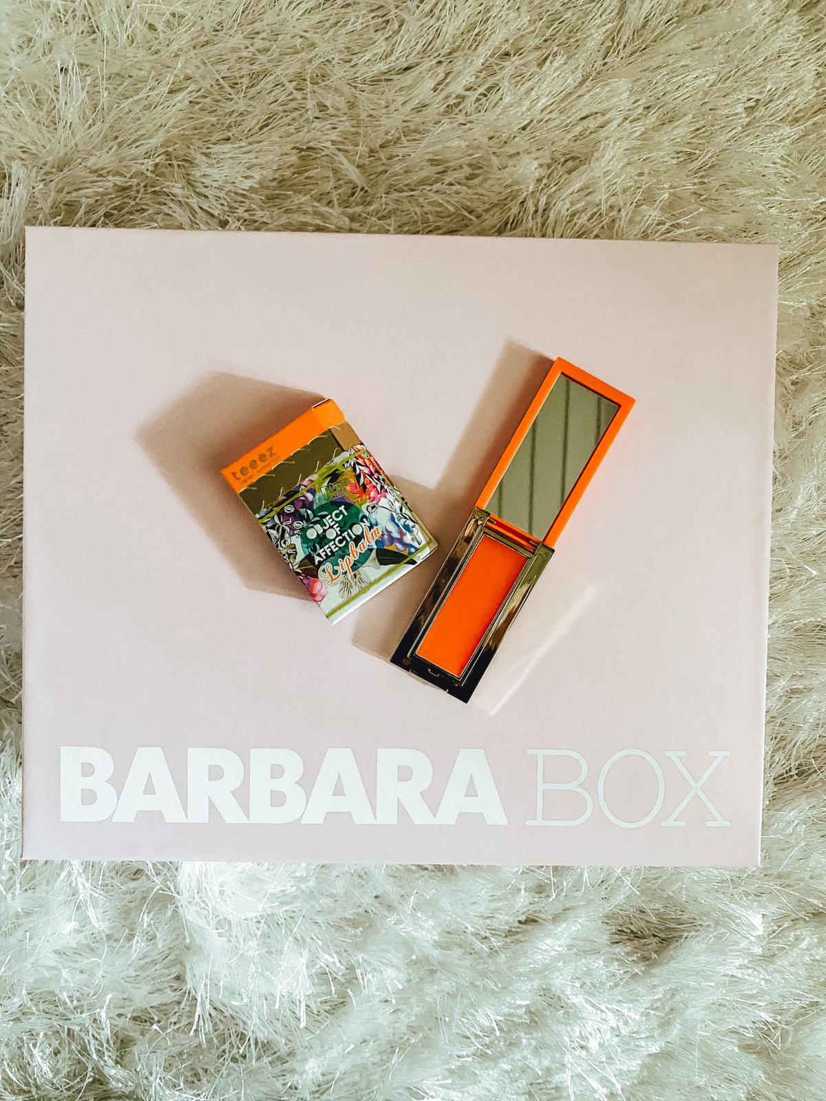 Barbara Box Summer Power - Teez Cosmetic