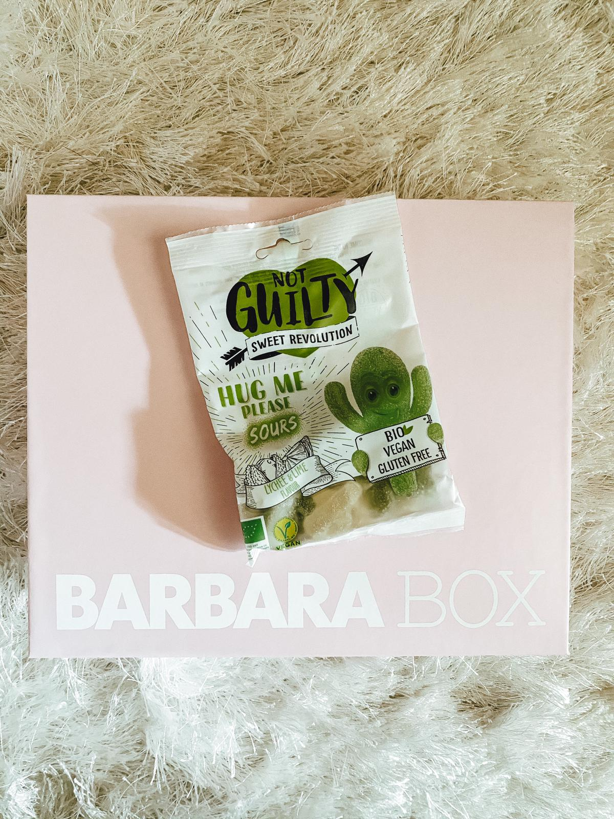 Barbara Box Summer Power - Not Gulity Fruchtgummis