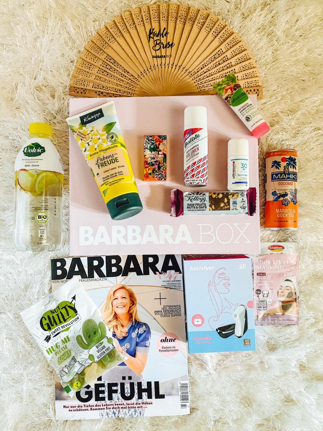Barbara Box Summer Power