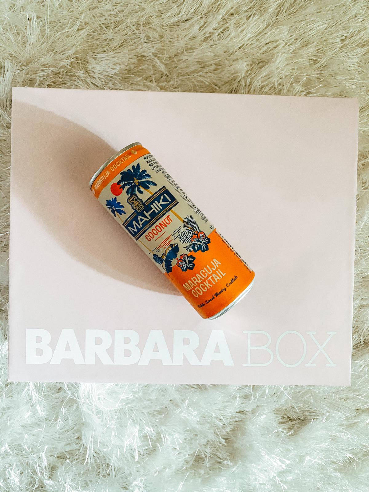 Barbara Box Summer Power - Mahiki Cocktail