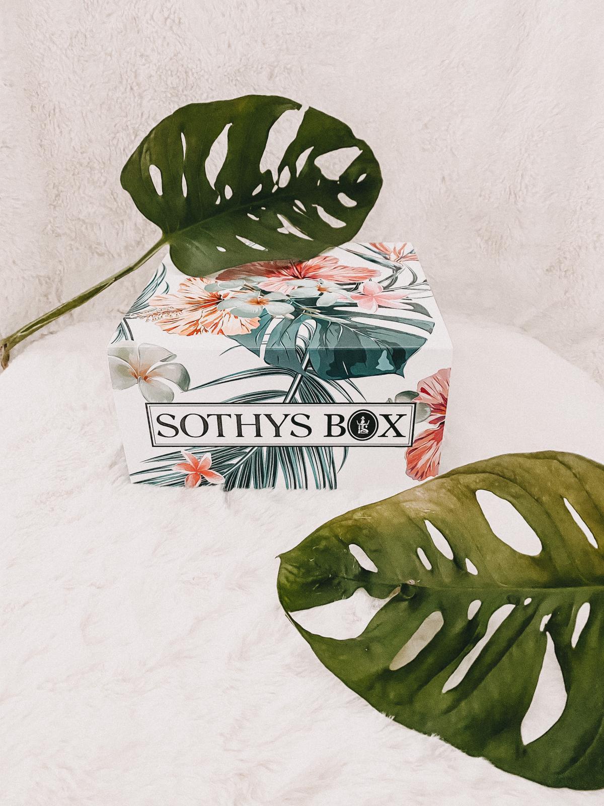 Unboxing der Sothys Box Sommer 2020