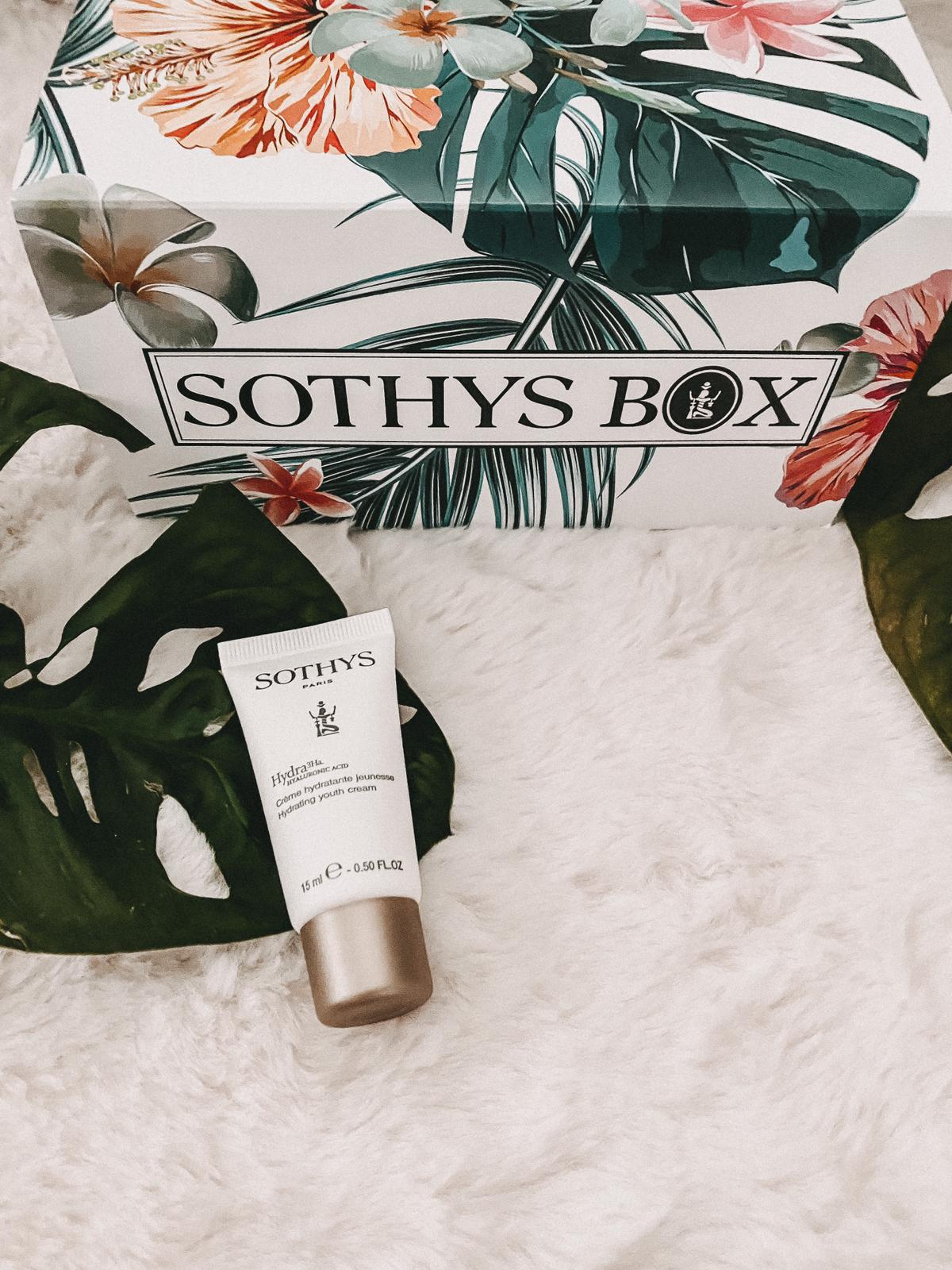 Sothys Box Sommer 2020 - Hydra 3Ha. Creme