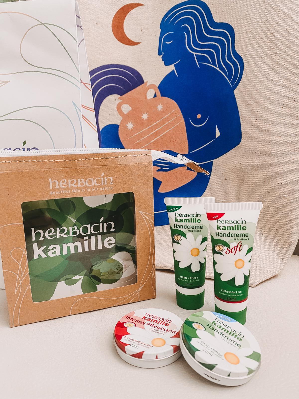 Beautypress Webinar - Herbacin