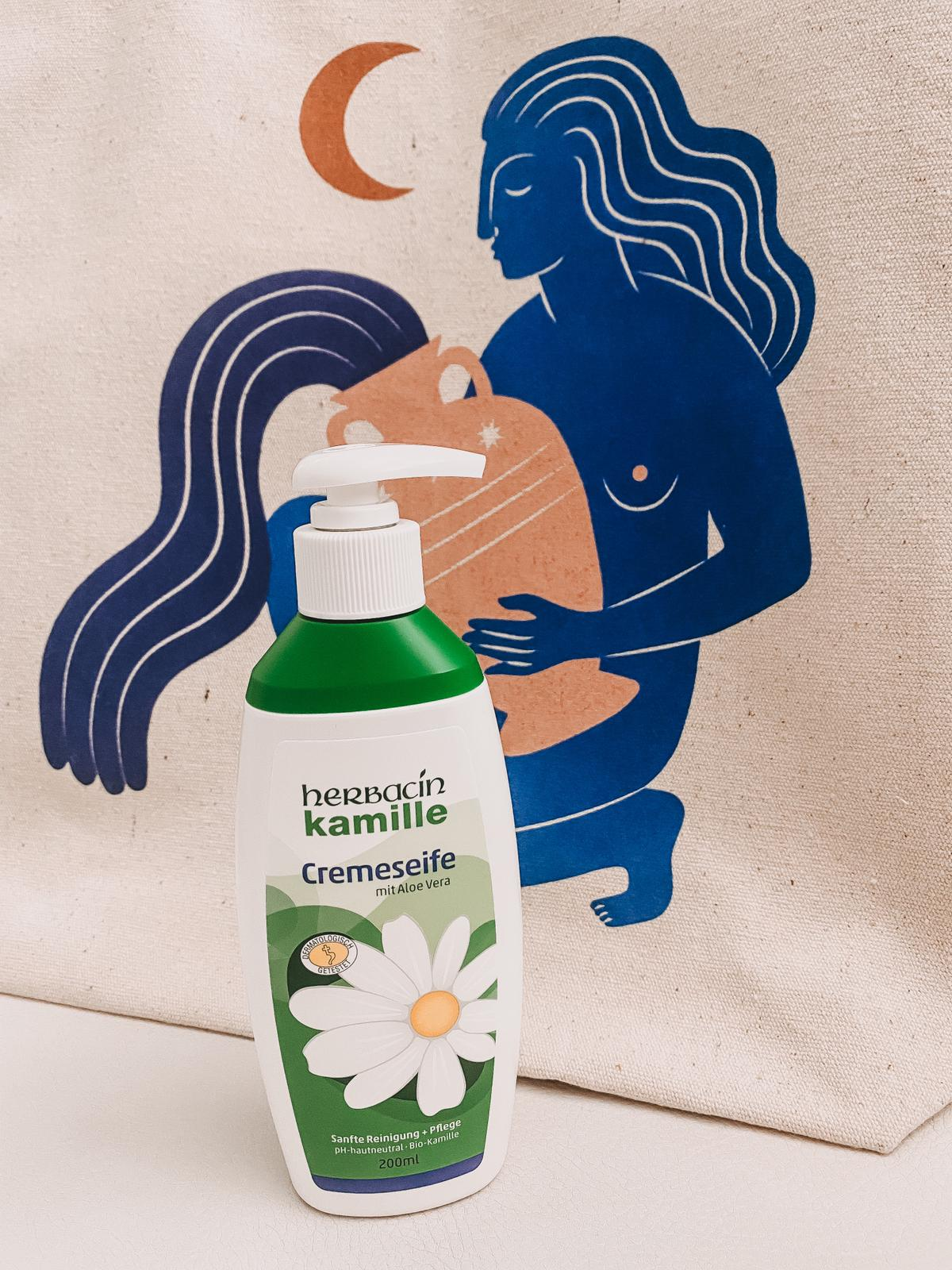 Herbacin Kamille Cremeseife