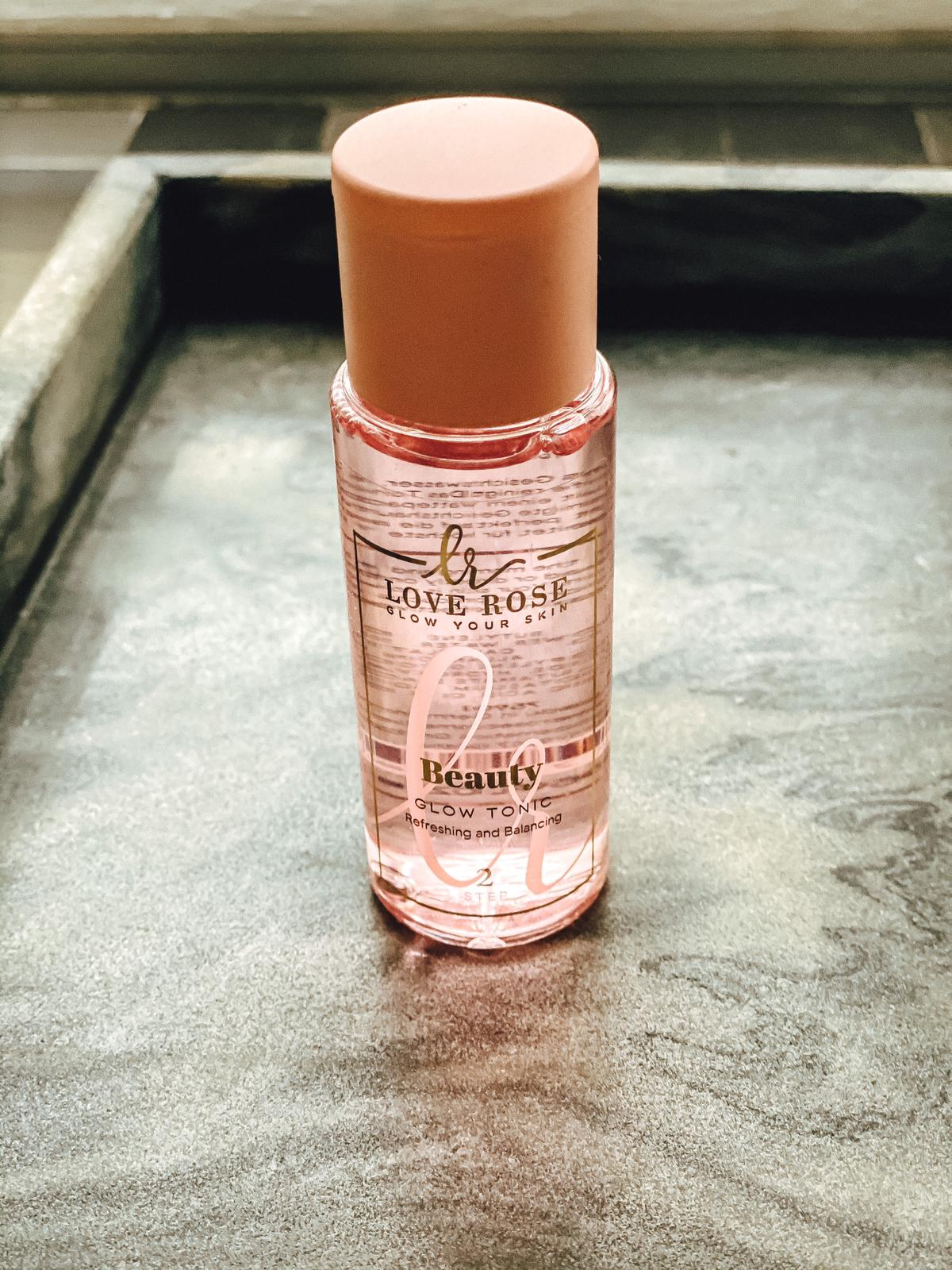 Beautyroutine mit dem Beauty Glow Tonic