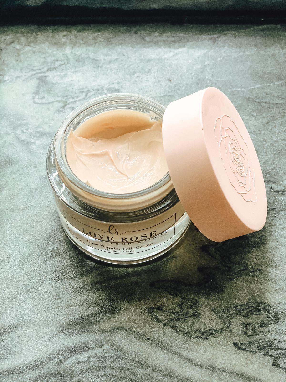 Rose Wonder Silk Cream