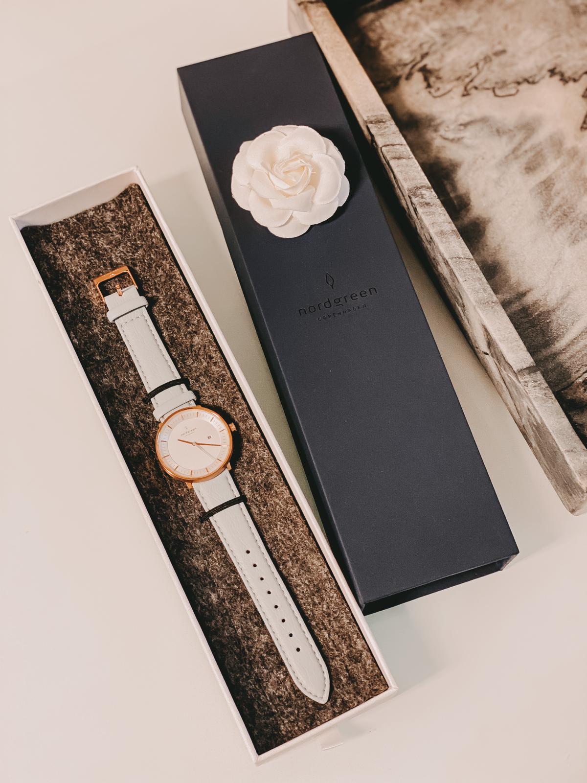Nordgreen Copenhagen Armbanduhr