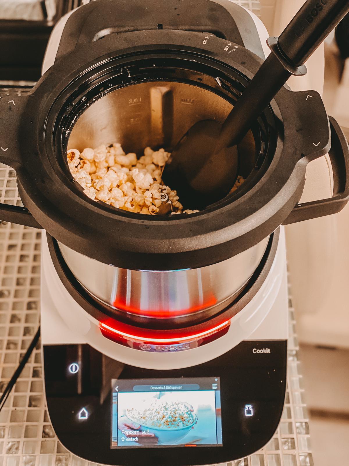 Einfache Bedienung Bosch Cookit