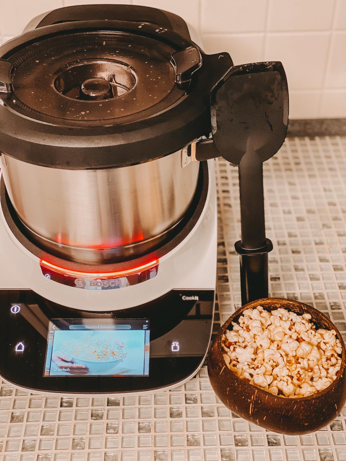 Bosch Cookit Popcorn