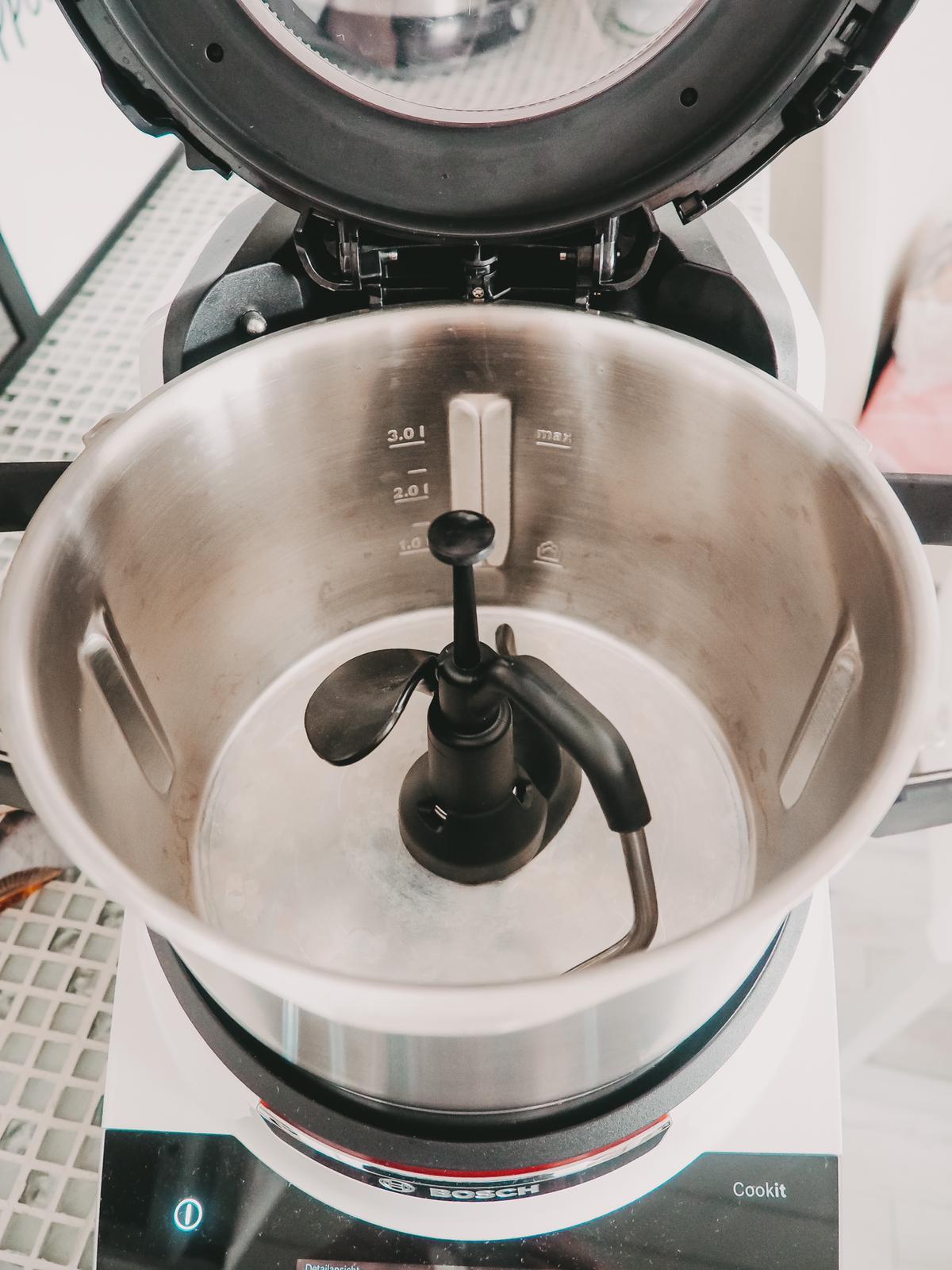 Bosch Cookit - 3 Liter Fassungsvermögen