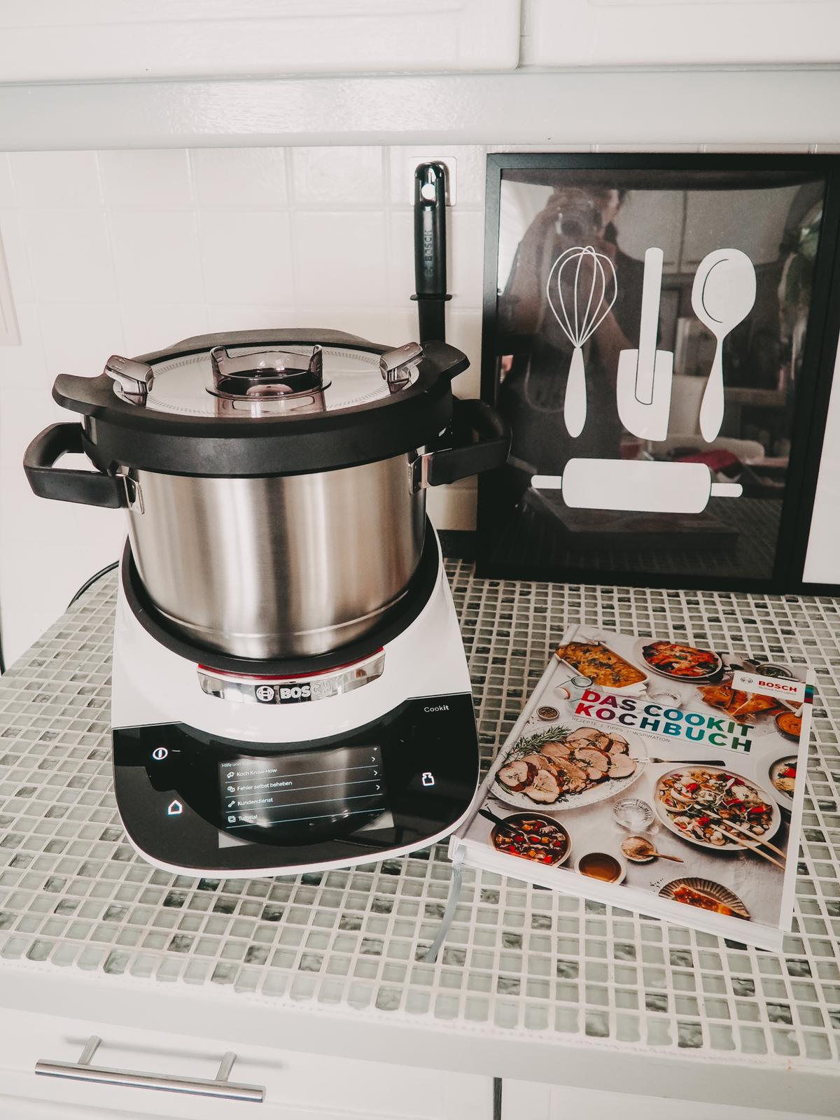Bosch Cookit Kochbuch