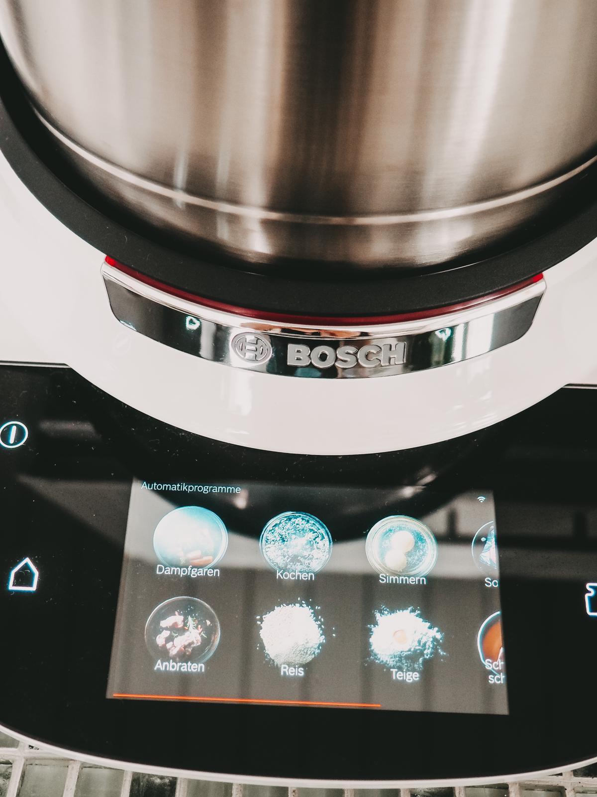 Mit dem Bosch Cookit bleiben keine Wünsche offen