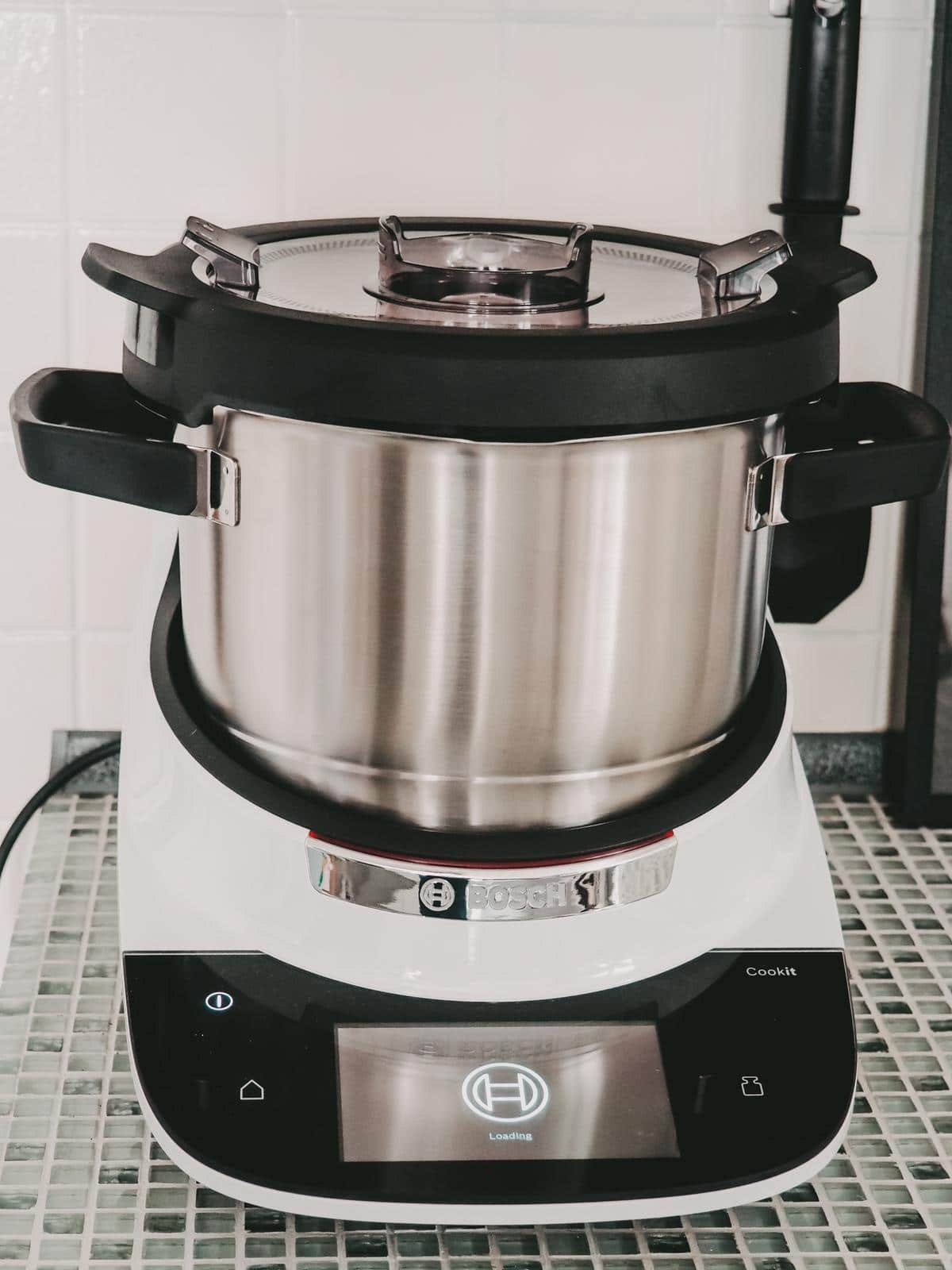 Kochen mit dem Bosch Cookit