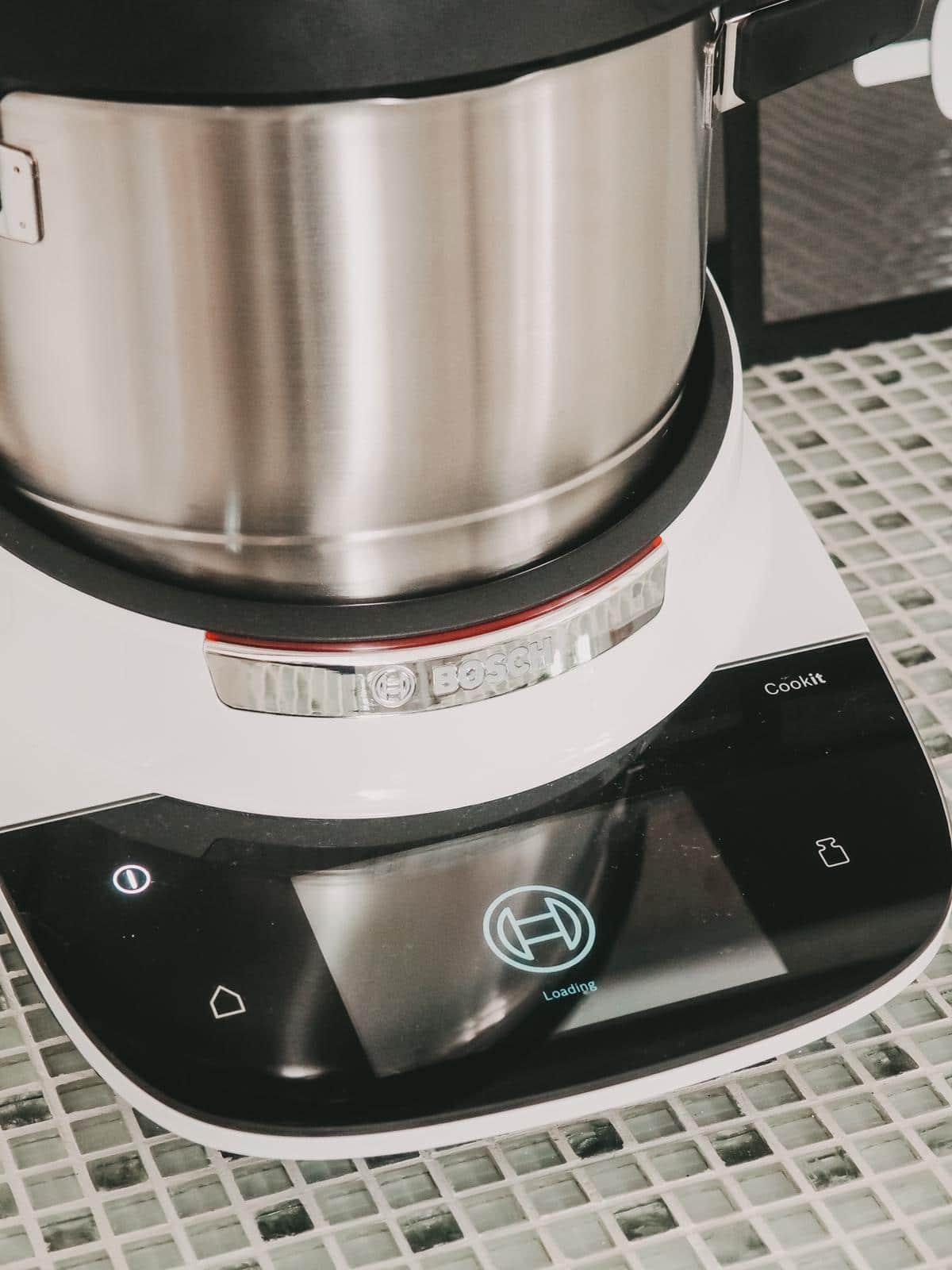 Küchenhilfe - Bosch Cookit