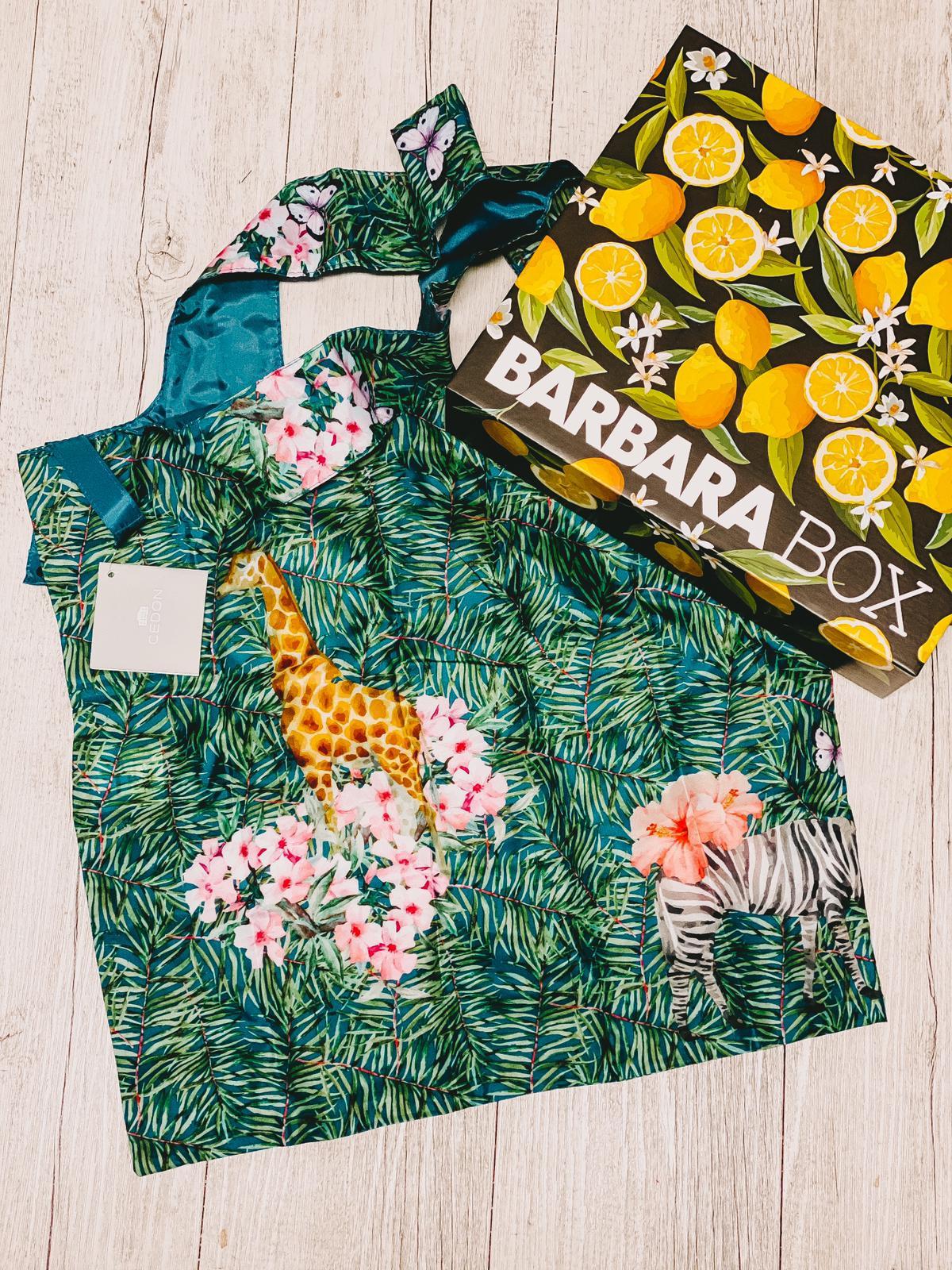 Barbara Box La Dolce Vita Einkaufstasche