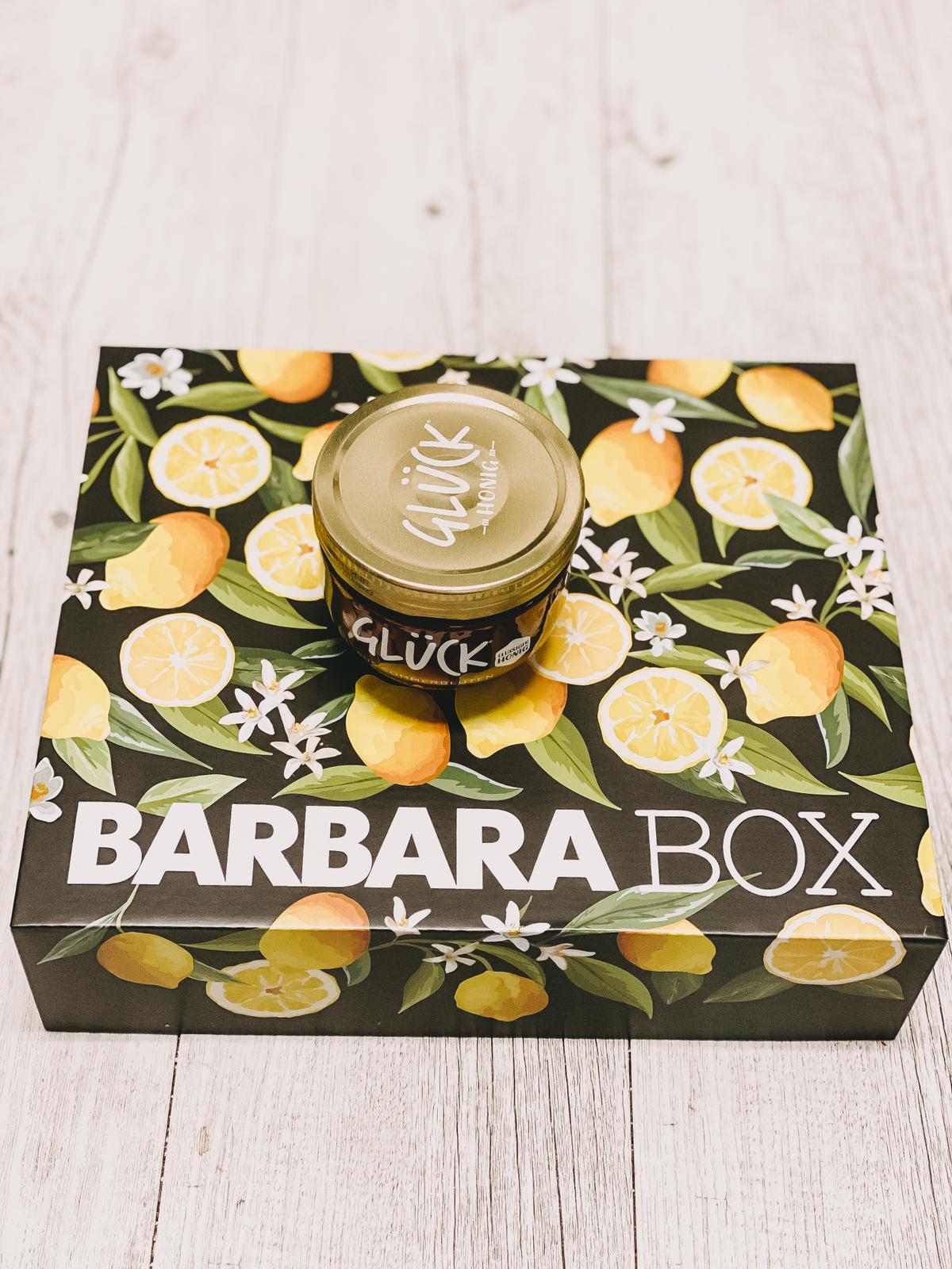 Barbara Box La Dolce Vita Glück Honig