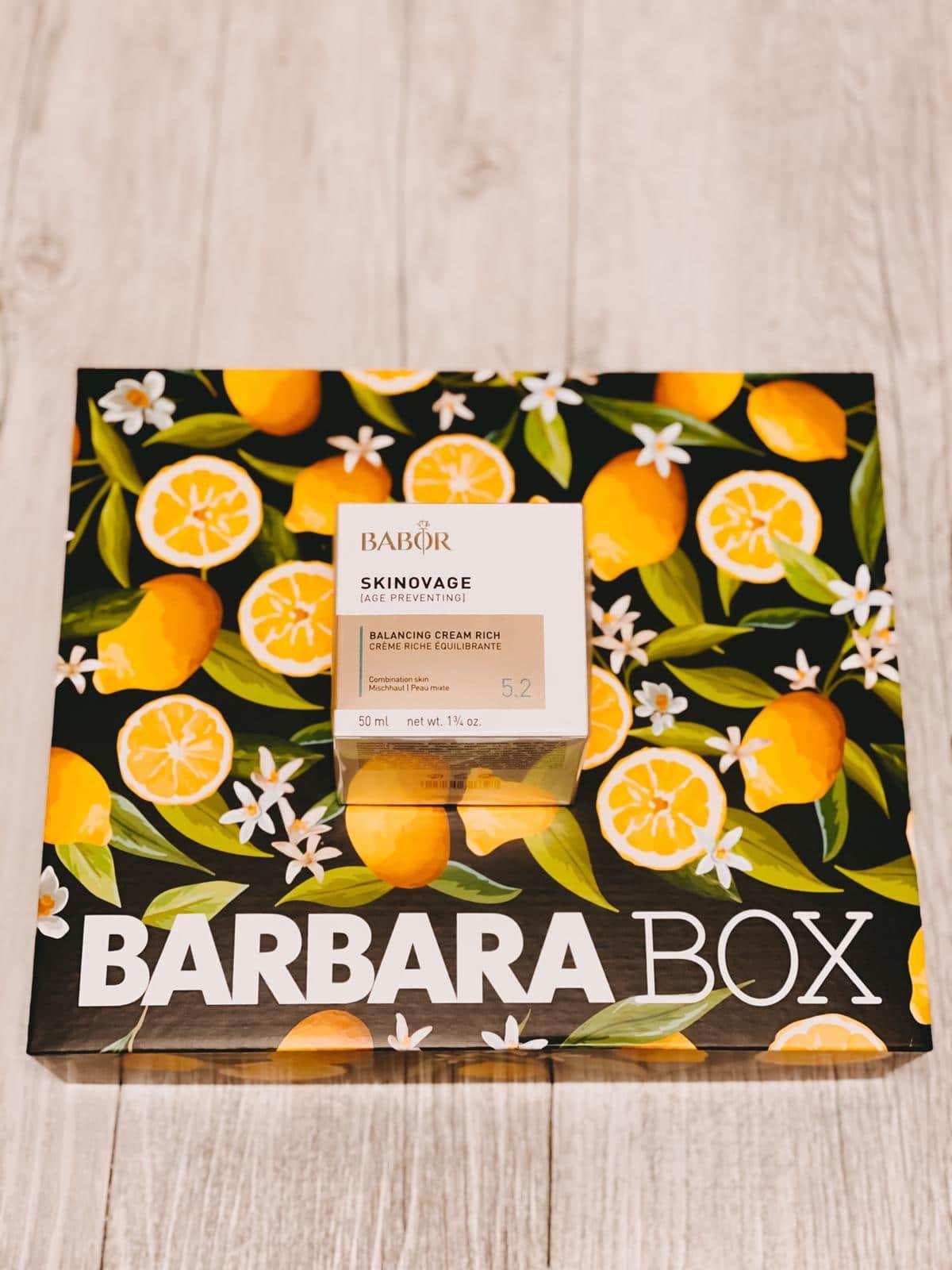 Barbara Box La Dolce Vita Babor