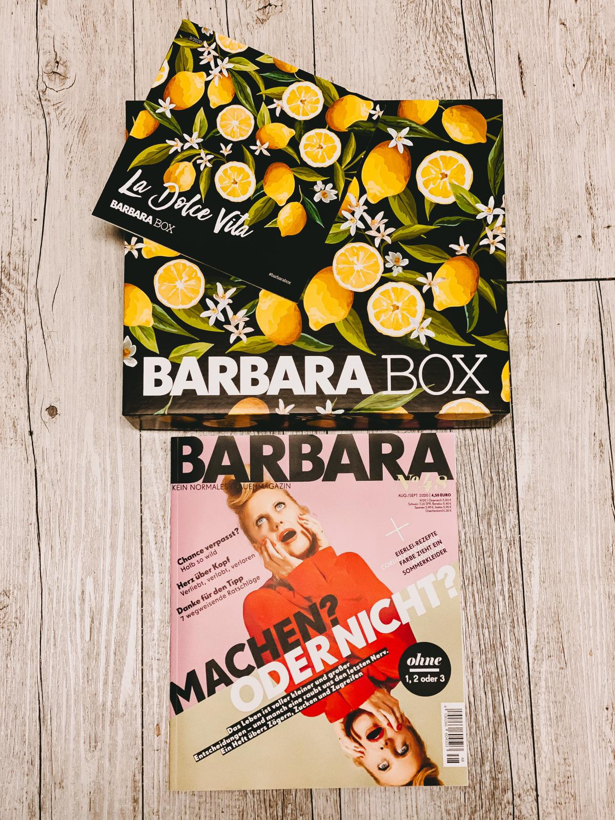 Barbara Box La Dolce Vita Edition