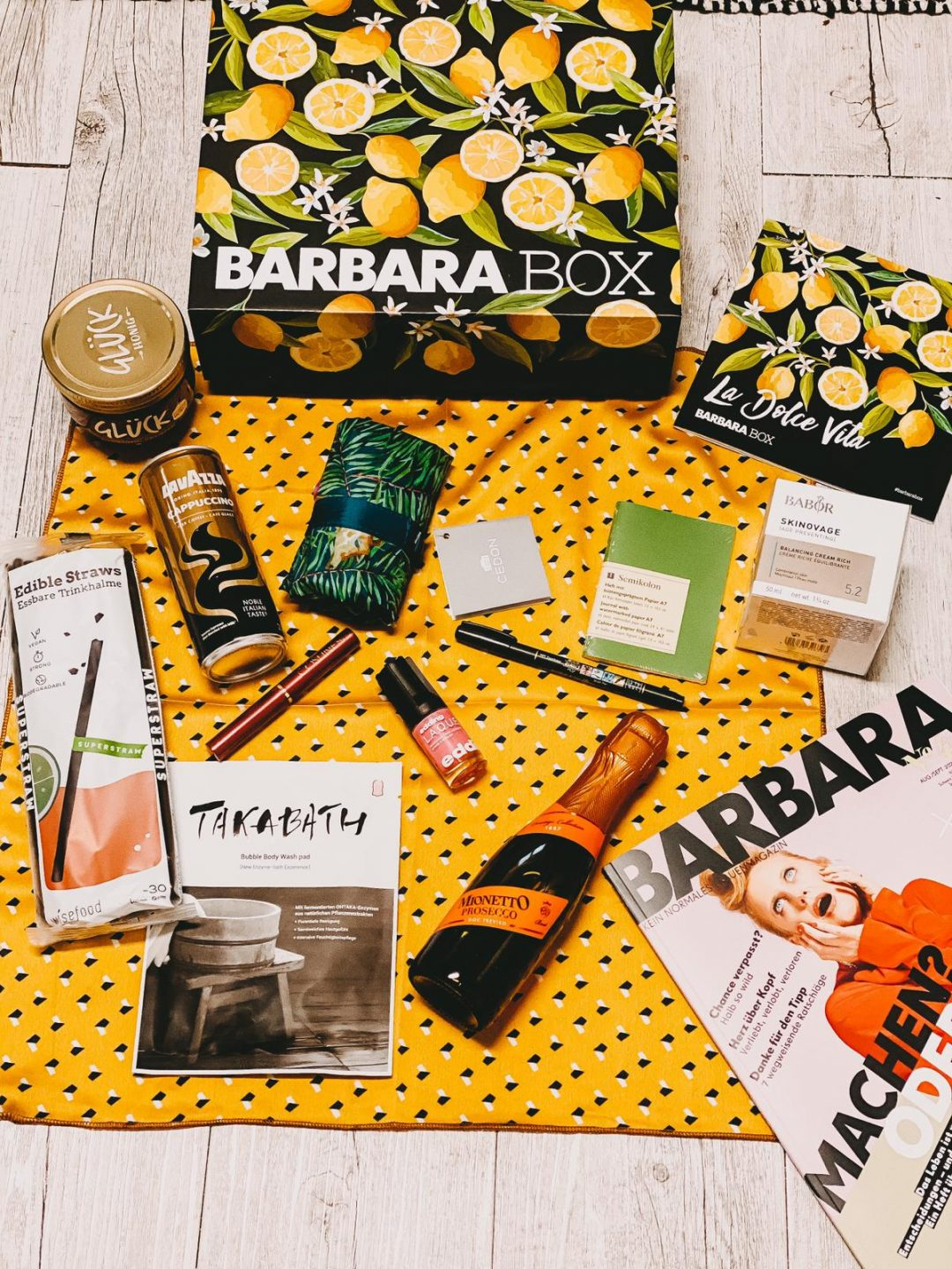 Barbara Box La Dolce Vita