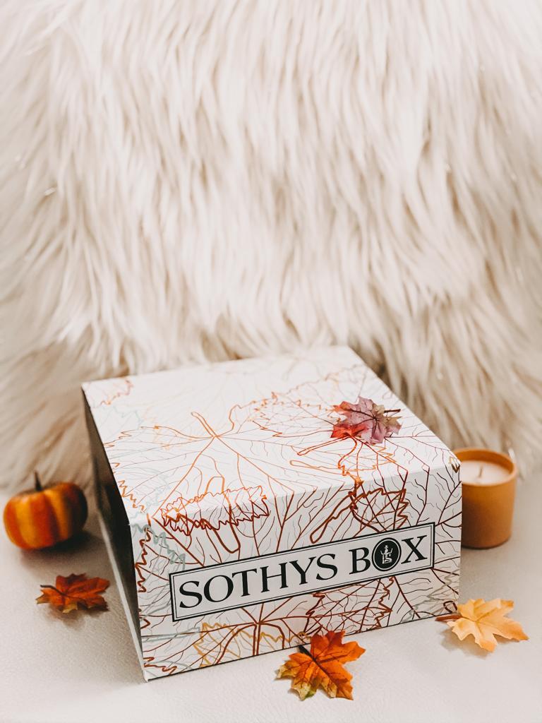 Die aktuelle Sothys Box Herbst 2020