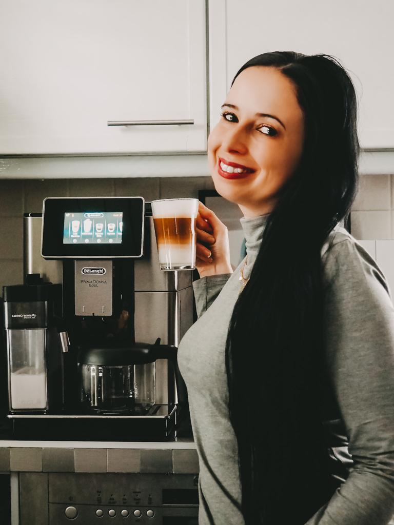 Kaffee, der begeistert mit DeLonghi