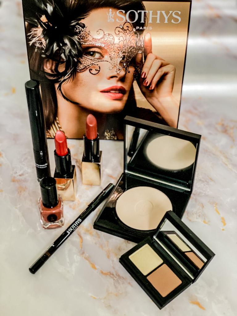 """Der neue Make Up- Look von Sothys """"Echappée vénitienne"""""""