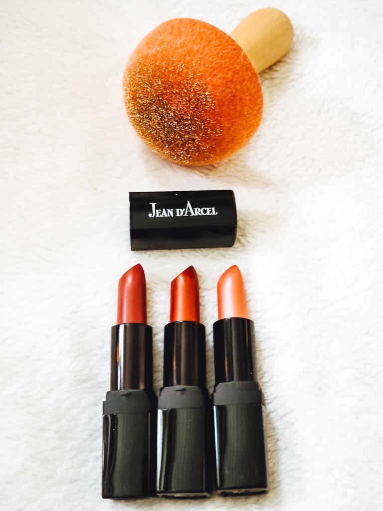 Lippenstifte von Jean d´Arcel