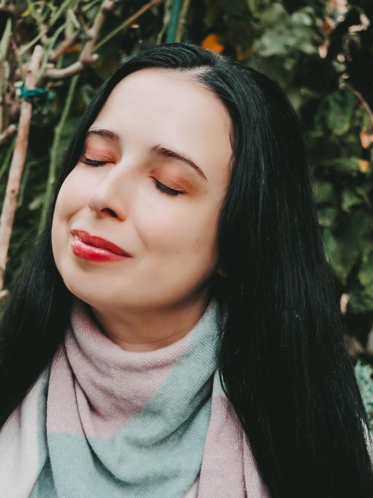 Make Up mit Jean d´Arcel Produkten geschminkt