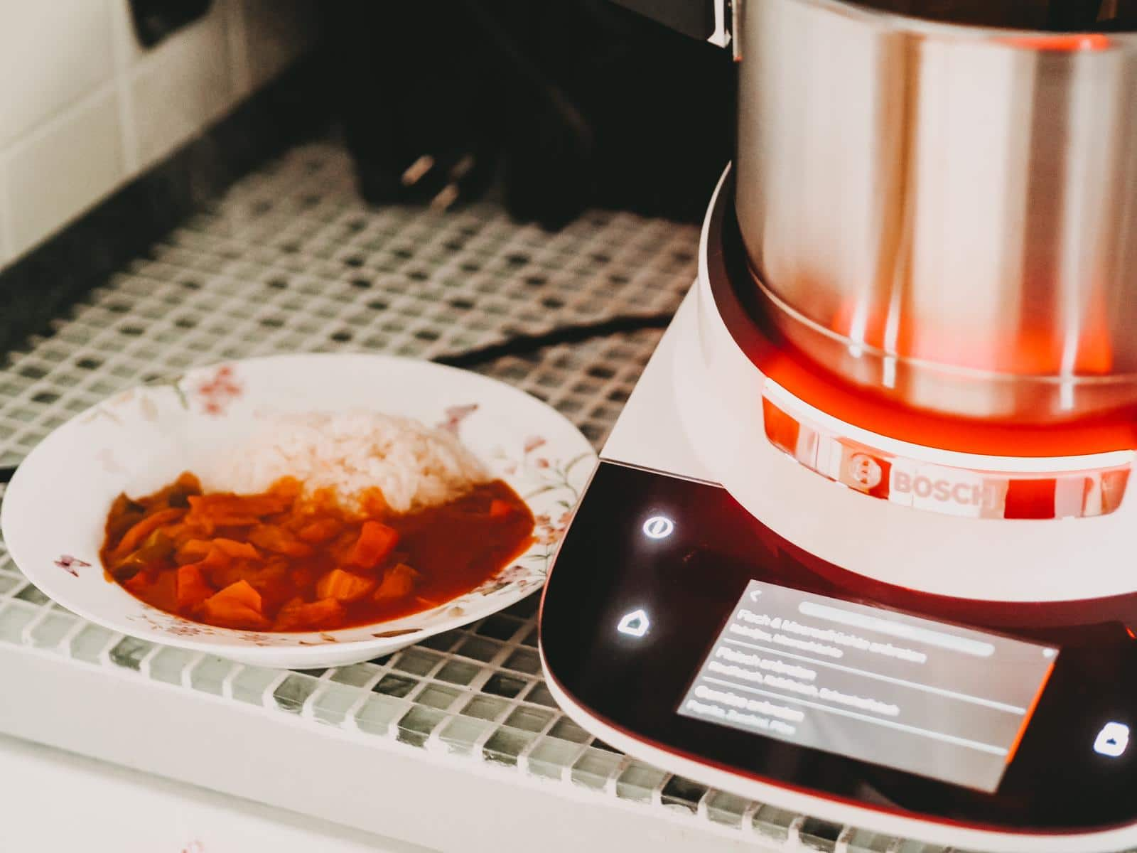 Tasty Das Original mit dem Bosch Cookit