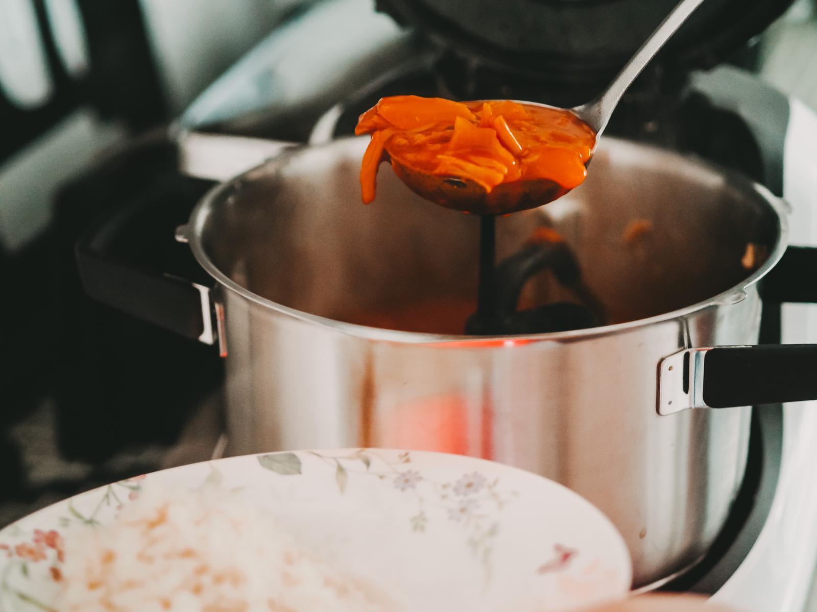 Leckeres Essen aus dem Cookit