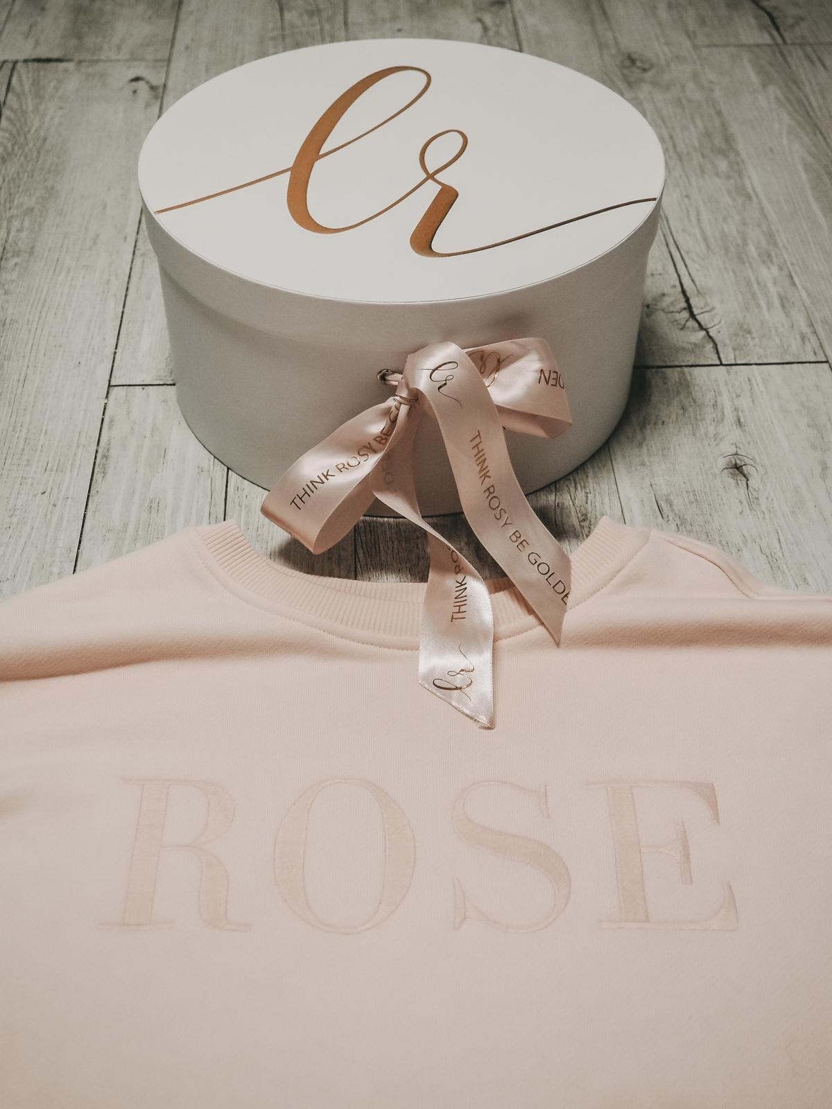 Love Rose Cosmetics Sweater