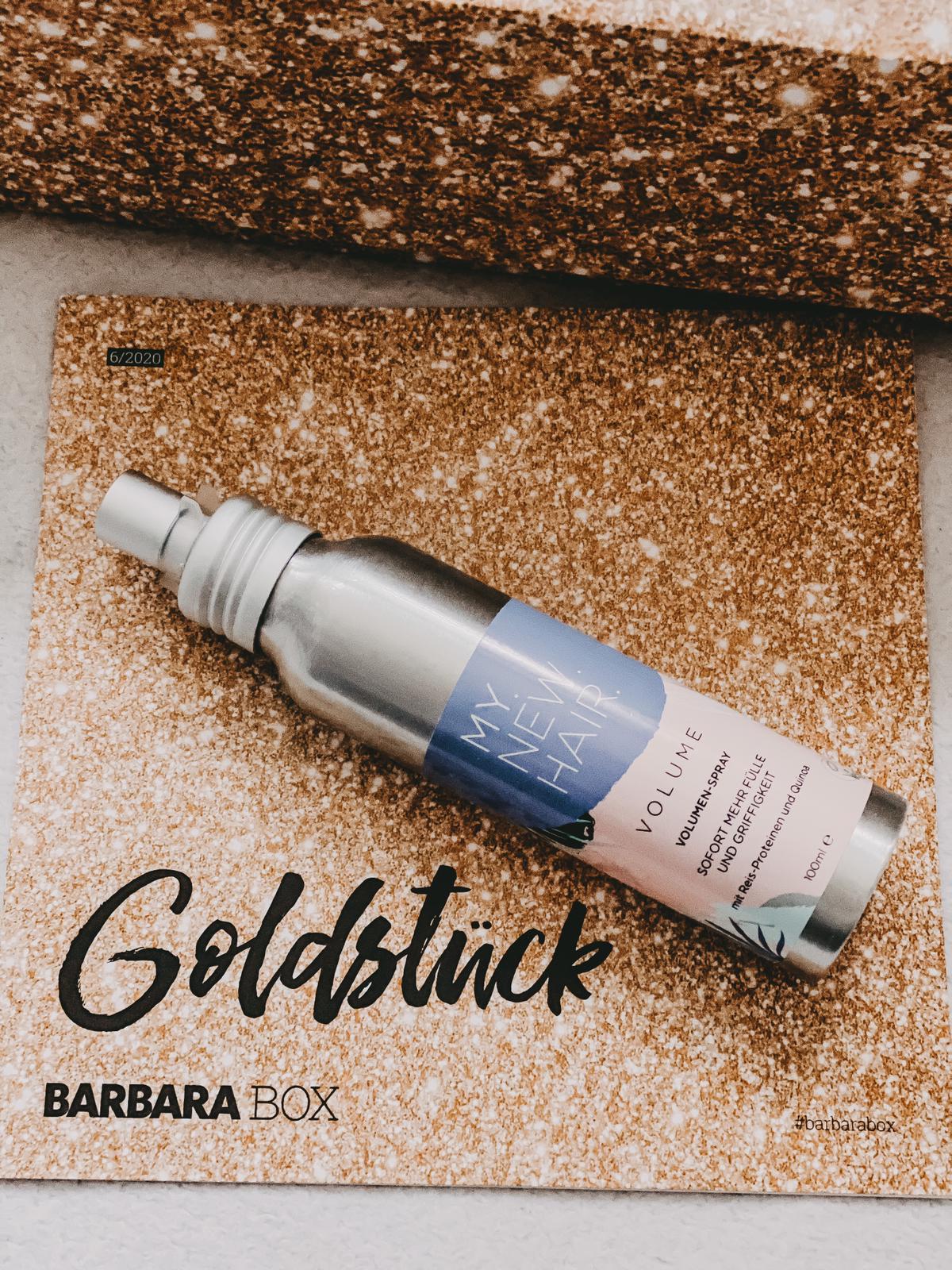 Barbara Box Goldstück