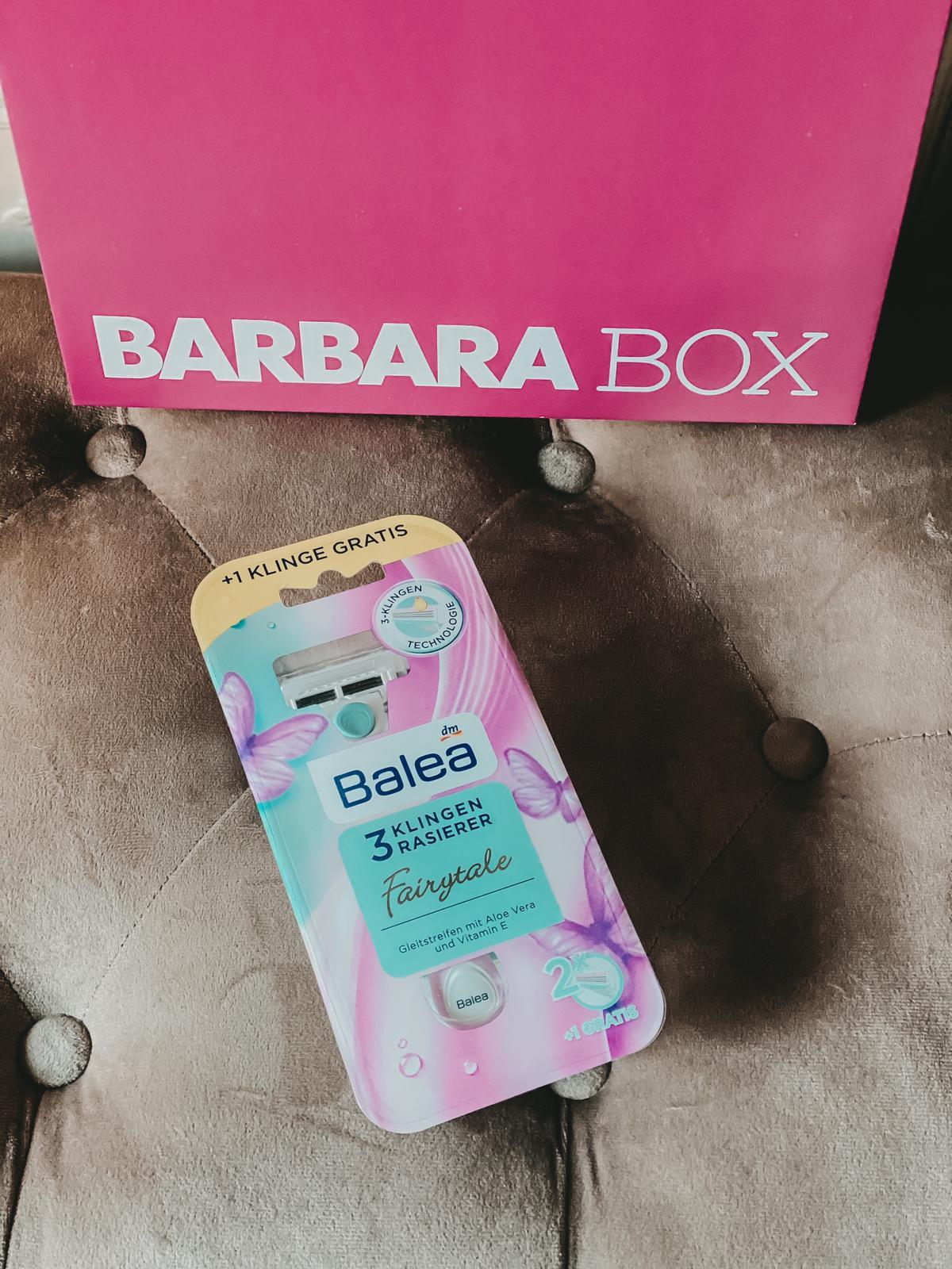 Bale aus der aktuellen Barbara Box
