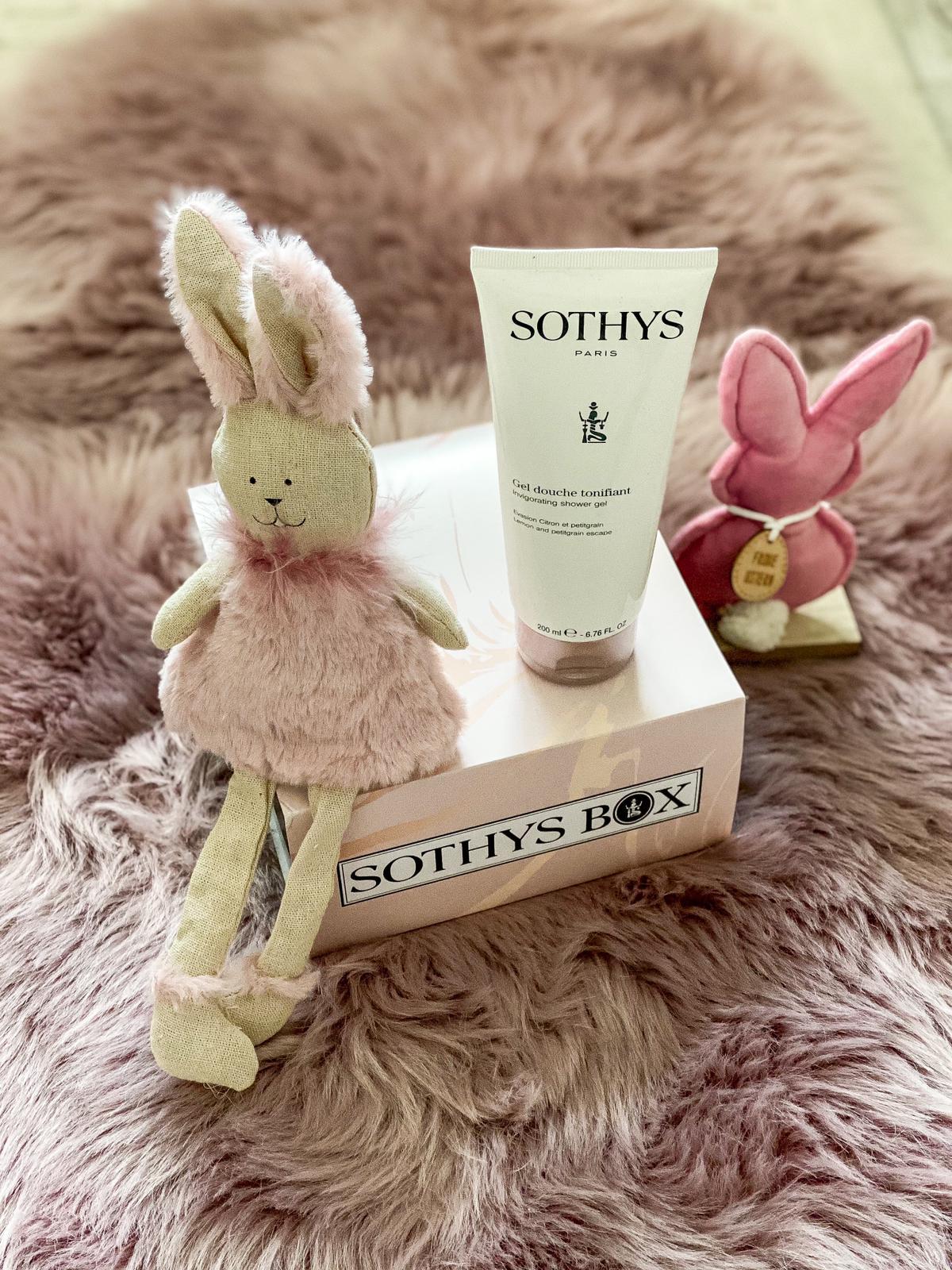 Sothys Box Duschgel