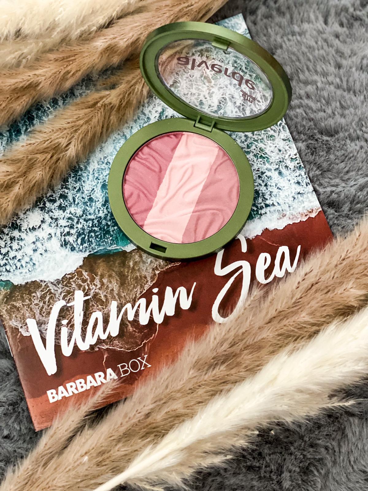 Alverde Rouge in der Barbara Box Vitamin Sea Edition
