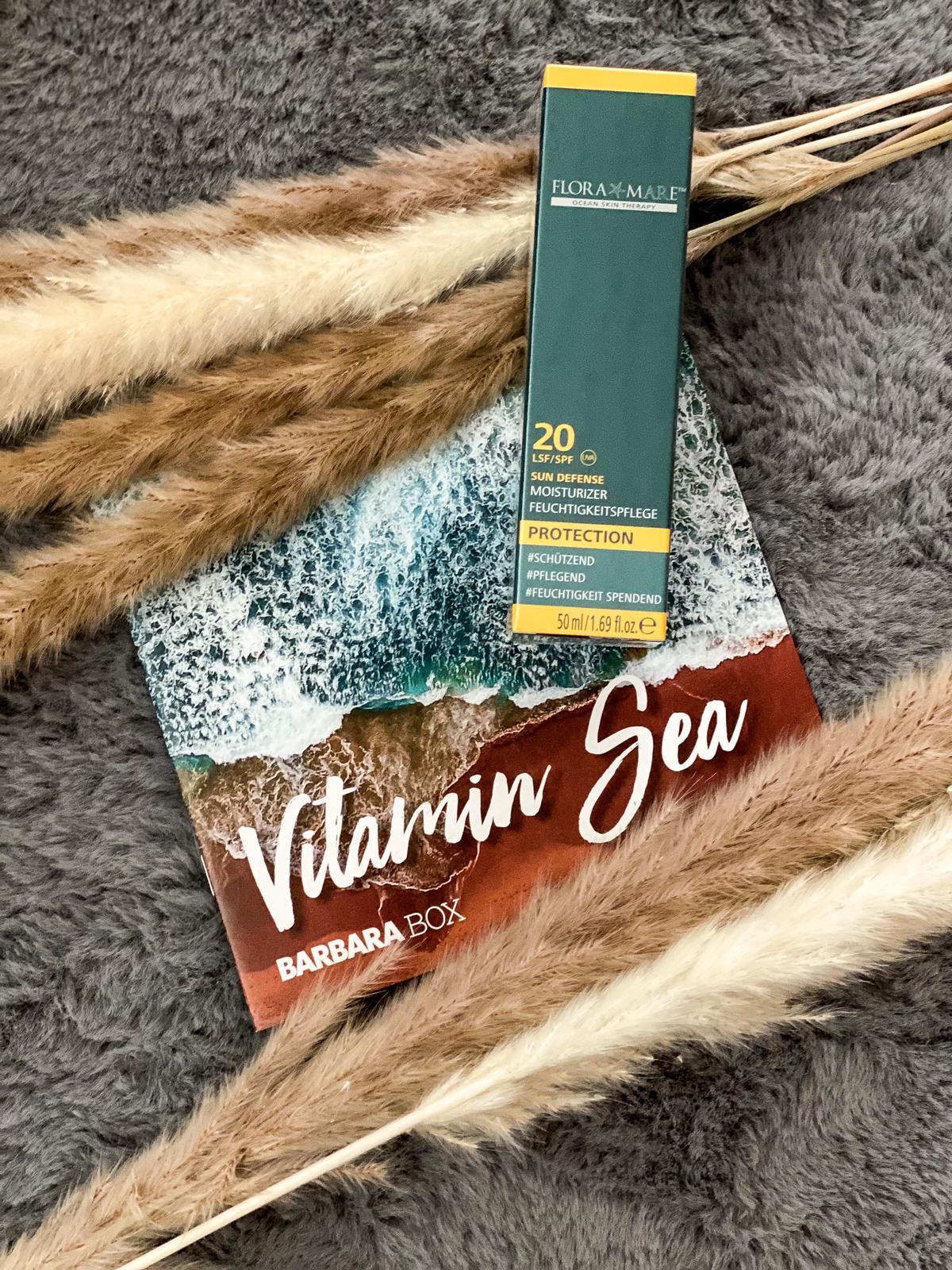 Barbara Box Vitamin Sea - Flora Mare