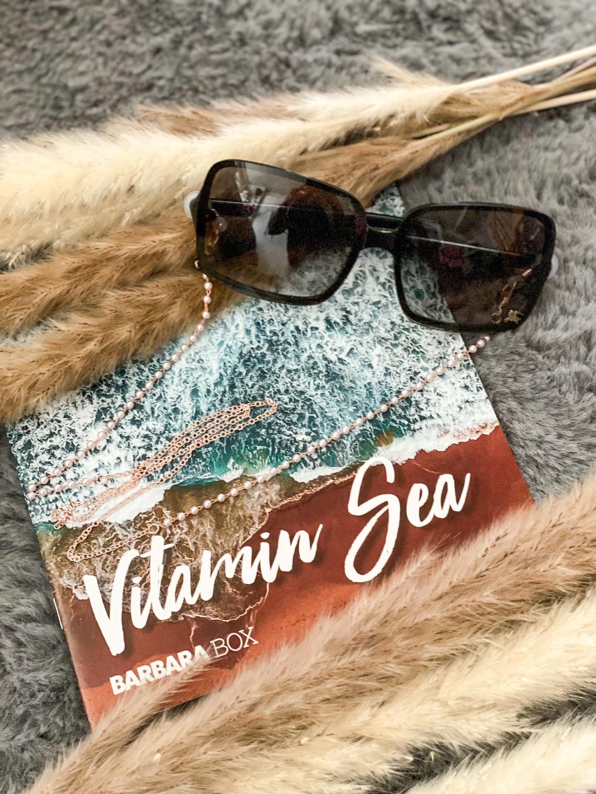 Brillenkette Barbara Box Vitamin Sea Edition
