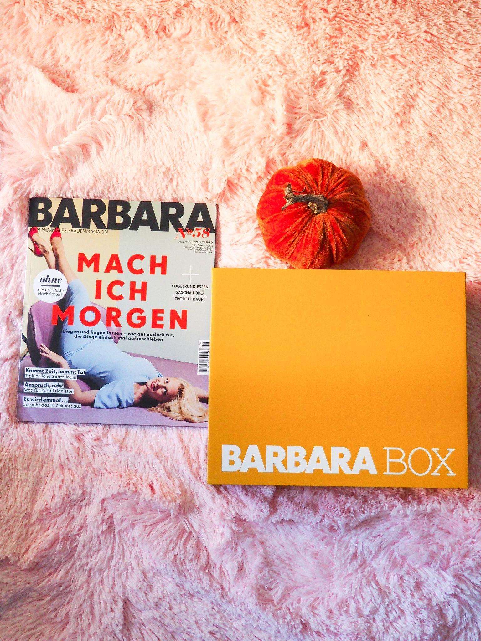 Barbara Box Girls just wanna have sun